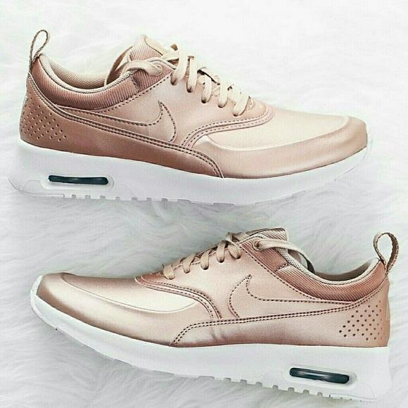Nike Rose Gold Nike Air Max Thea